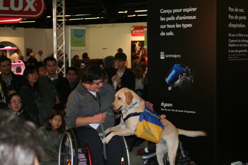 En direct du salon Animal Expo