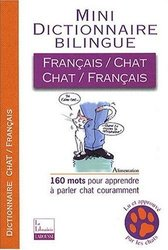 Mini-dictionnaire bilingue français-chat / chat français