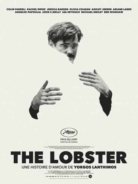 The Lobster affiche film